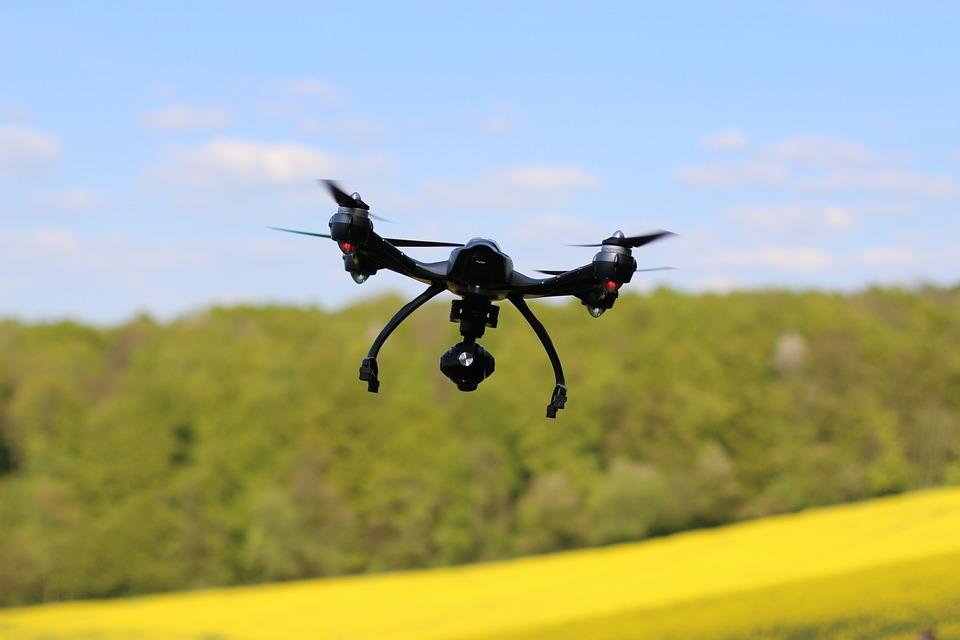 Latamy dronami