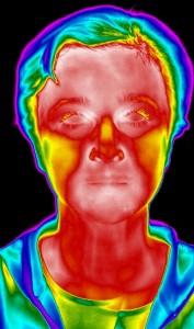 Fotografia termowizyjna.
